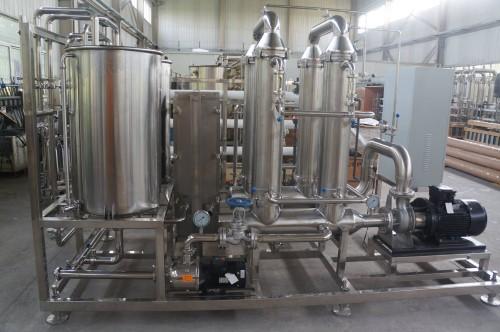 酵素饮料澄清膜过滤设备