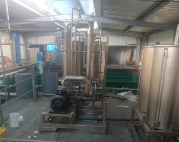 陶瓷膜在轧钢含油废水处理中的应用